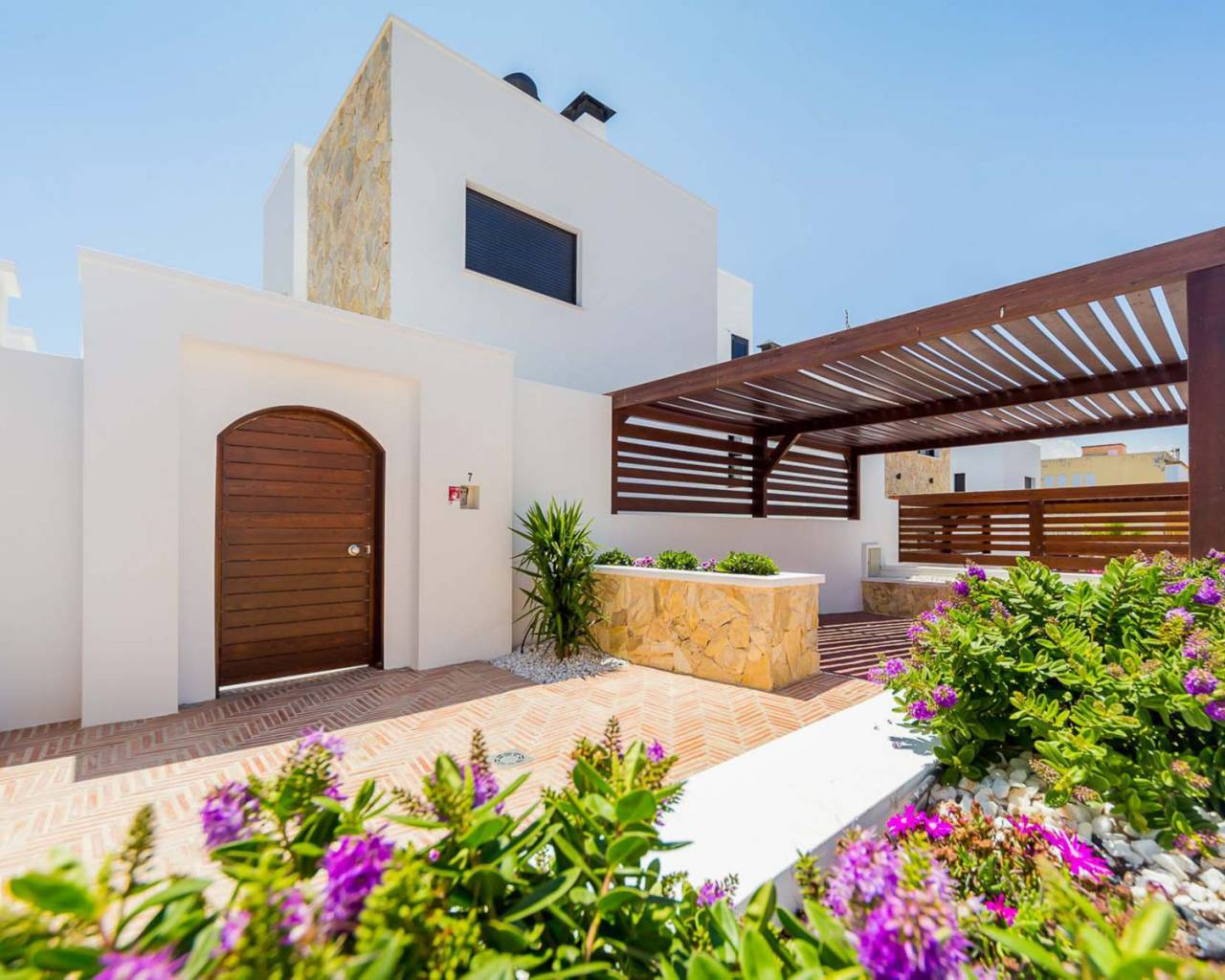 Villa - New build - Torrevieja - Cabo Cervera