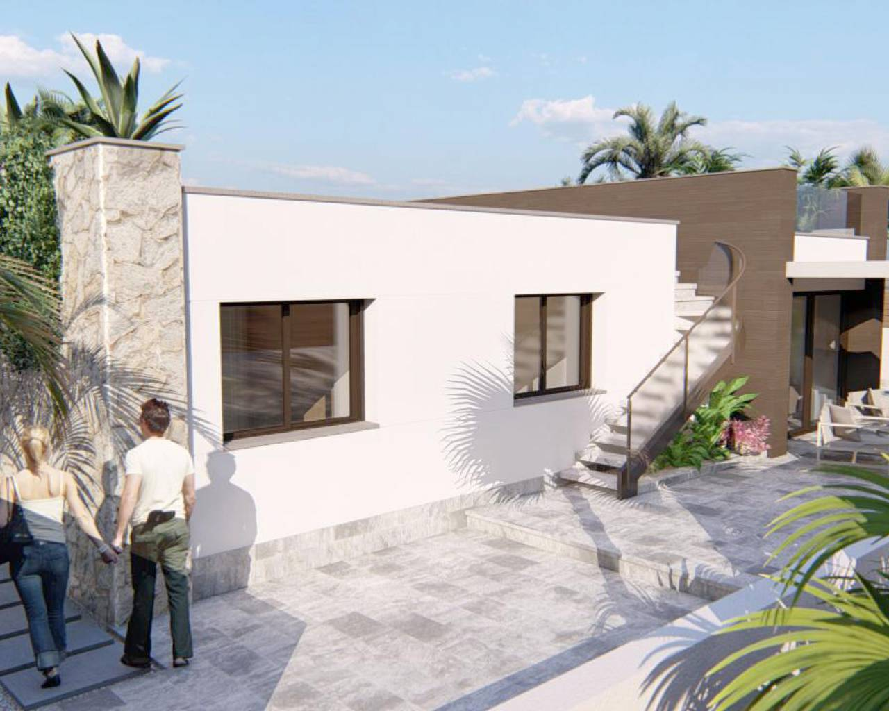 Villa · Nouvelle construction · Los Montesinos · Los Montesinos