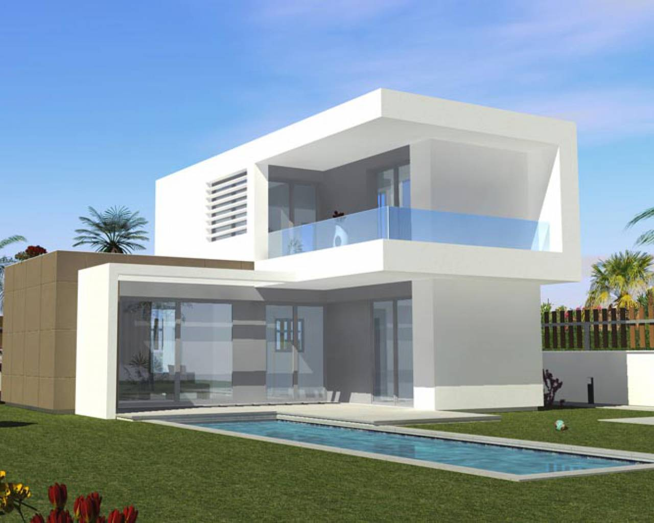 Villa · Nouvelle construction · Orihuela · Vistabella Golf