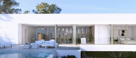 Enjoy the sun, the sea and golf by purchasing one of our new build houses for sale in Orihuela Costa