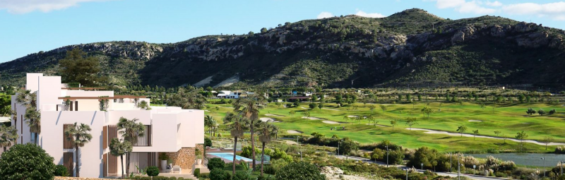 Homes for sale in Font del Llop Golf Resort, a unique project in an unbeatable location