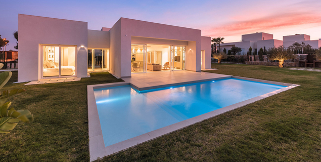 New build properties <p>Orihuela Costa